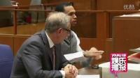 蕾哈娜老公克里斯-布朗承认吸食大麻 家暴5年后法官宣称应继续缓刑 120927