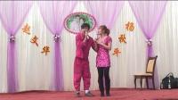 [拍客]唐县婚礼 二人转演出