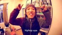 《Hip-hop Style》美女DJ与说唱歌手碰撞出的节奏火花