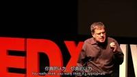 TEDx演讲精选 01 Larry Smith: 你为何不会成就伟业