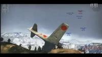 【WT】战争雷霆LOD解说 基友的本子飞机着火了