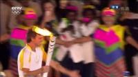 [全场回放]2016里约奥运会开幕式 点火仪式 高清