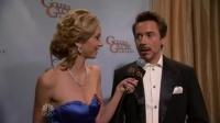 2010年第67届金球奖 颁奖礼后采访
