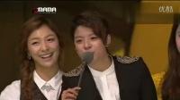 女团最佳舞蹈表演奖f(x)  2012MAMA颁奖典礼