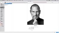 特效合成-立体文字肖像