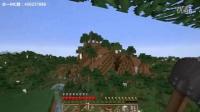 我的世界Minecraft《水一的极限生存,爆笑带妹盖房记》