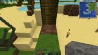 【硫酸】Minecraft我的世界:鲁滨逊漂流记EP2.新居落成