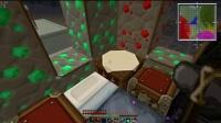 【硫酸】Minecraft我的世界:矿石大陆EP1.极度缺乏木头泥土的永夜世界