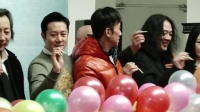 """阎维文 蔡国庆助阵青田石雕特展 大师再现""""富春山居图"""" 151222"""