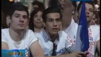 山东卫视:法国总统选举今天举行 萨科齐支持率居第二