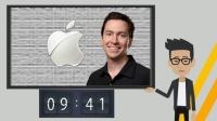 【走起吧姿势】苹果广告中的时间为何总是9:41?