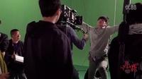 【一手揭秘】拼!张翰《十宗罪》绿幕拍戏 连续十多次吊威亚