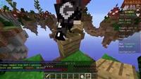 MCPVP 我的世界 Minecraft 鬼鬼蝈蝈 hypixe 空岛战争 野人team模式进行时