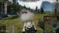 坦克世界马卡洛夫出品《国服第一215B—已无压力》