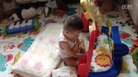贲恩泽小朋友1周岁倒数第4天之妈妈偷懒忘记拍摄篇