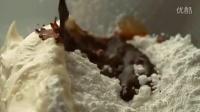 haollee老师分享法国美食视频--树莓西点Raspberry Dessert