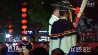 【拍客】楚雄彝人古镇民族祭祀活动燃烧的火把卖出980元的高价