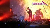 美国网络红人香港开唱 秀粤语讨好歌迷 130916