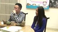 """楼道王菲刘美麟为吃货代言 """"忽悠人""""技术堪比唱歌 131004"""