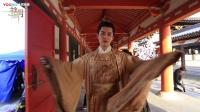 《艳骨》楚子复片场尬舞小王子,卖萌+蜜汁舞步撩动你的心