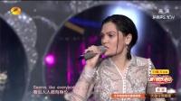 Jessie J热情嗨唱《Price Tag》,可爱比心让人心动不已