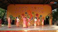 版纳行〈4〉傣族舞蹈《月光下的风尾竹》