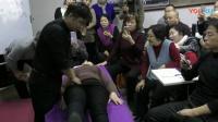 中医胡青耀一二环锁与白虎锁手法示范