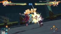 PS4《火影忍者终极风暴4博人传》鸣人自来也师徒联手奥义演示