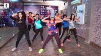 Andas En Mi - zumba 尊巴舞蹈视频教学 减肥健身舞