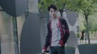 少年企画大跨界 许魏洲演绎路易威登新潮街头酷感 这个学长很撩!