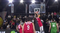 FIBA3x3亚洲杯—首日五佳球