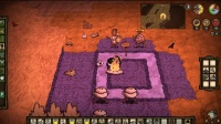饥荒动物园-2 找了半天决定就在龙蝇粑粑那儿建家!