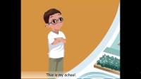 四年级英语下册 第一单元 同步课程3 PartB 同步教学 老蒋微课堂