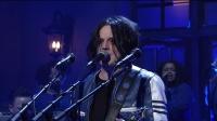 【Jack White】  今夜秀SNL表演电吉他