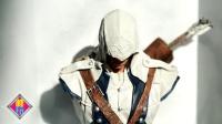 帅玩开箱:刺客信条:传承系列雕像