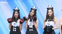 2017Chinajoy首日熊猫展台showgirl! 你们要的萌妹子来了!