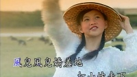 农家的小女孩 卓依婷 校园青春乐LD版A面