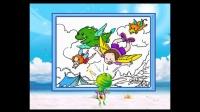 第92课我的梦想 创意美术儿童画100课