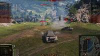 坦克世界-老鼠1v7 无所畏惧