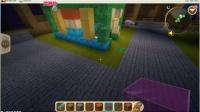 迷你世界 教你建造大型 四合院 迷宫 恐龙园  鸵鸟园 北极熊 城堡(二十五)