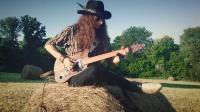 【吉他】Hittin_' the Hay 乡村布鲁斯滑棒吉他演奏