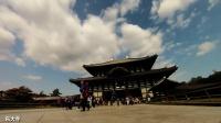 日本东大寺、富士山上、皇居外苑、箱根平和公园的延时摄影