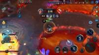 王者荣耀-火焰山混助攻的游戏