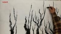 国画技法之四季树石:春树浏览