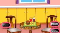 做奶酪汉堡包游戏解说正式第一期【群主kd眼233】