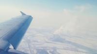 飞机鸟瞰图-内蒙古