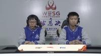 XiguaTV-Ruiya VS CAG-RB-TANUKANA 铁拳7副舞台 女子组半决赛 WESG2018-2019全球总决赛