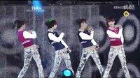 Nine Muses - No Playboy (100919 SBS Hallyu Dream Concert)