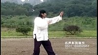 赵幼斌大师弟子关跃武演练杨式太极拳传统套路85式