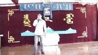 """辽宁大学蒙联会2011年""""Chingisiin Mongol""""祭祀仪式片段2"""